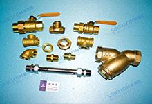 地源泵系统,优质阀门及铜配件,控制元件