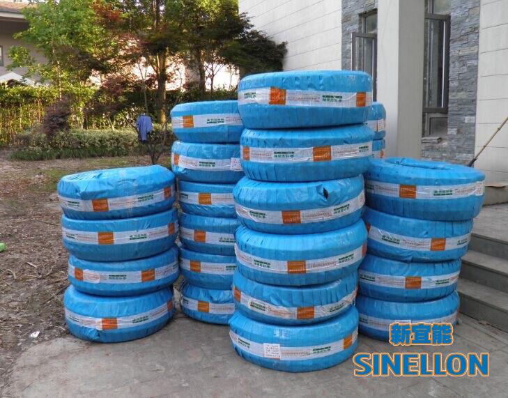4、HDPE地源热泵专用管道材料