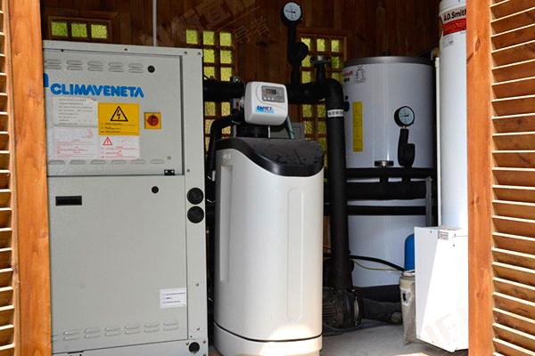 地源热泵主机系统